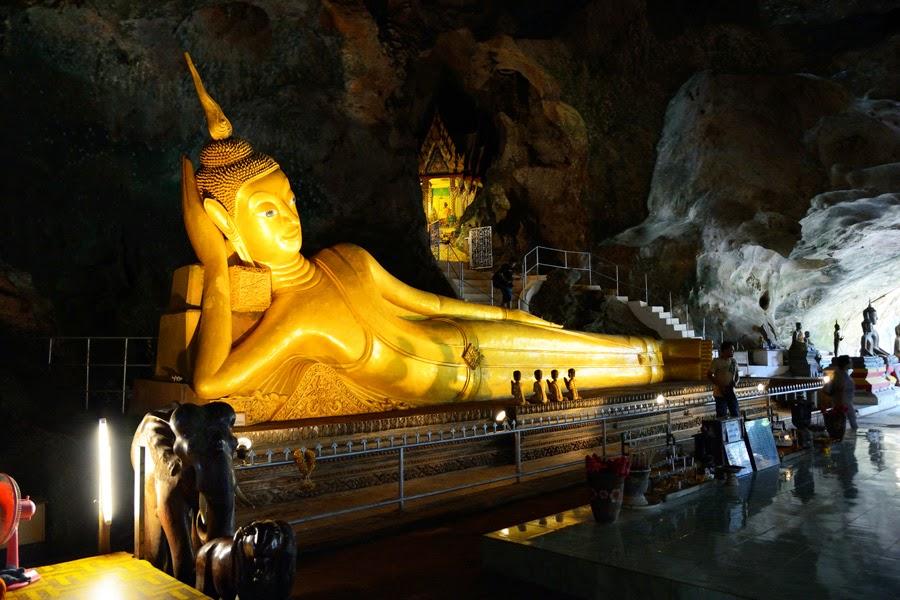 jaskinia małp Monkey Cave Temple