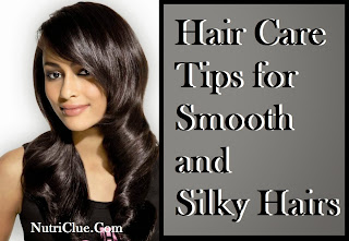 Hair Care Tips for Smooth and Silky Hairs