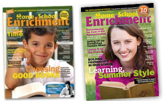 Free Home School Enrichment magazine