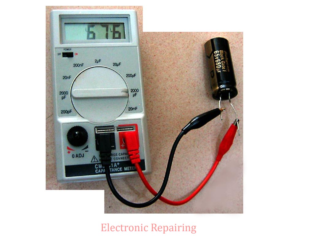 Electronic Test Instruments : Electronic test equipment repairing