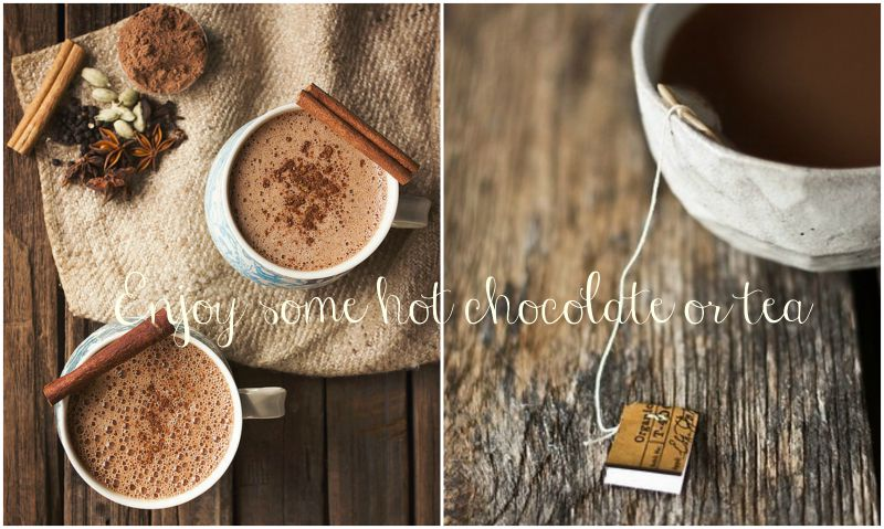 TheBlondeLion Lifestyle Blog 10 things to do in Autumn - 2 hot chocolate tea
