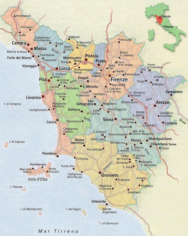 Cartina Italia Geografica Politica Wroc Awski Informator