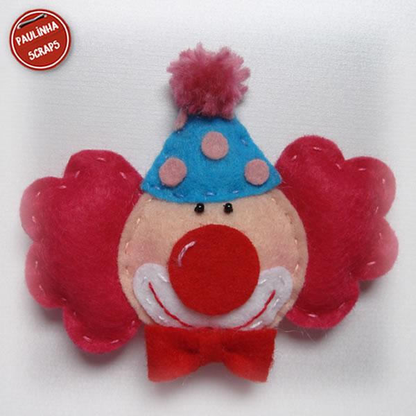 Festa da Julinha - Circo - Me aventurando com Feltro Palha%25C3%25A7o+07
