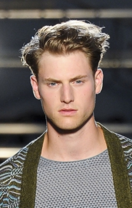 Men's Hairstyles Trends Spring-Summer 2013 Catwalk