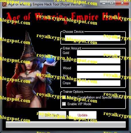 Age of Warring Empire Hack Tool [FREE Download] [NEW 2013]