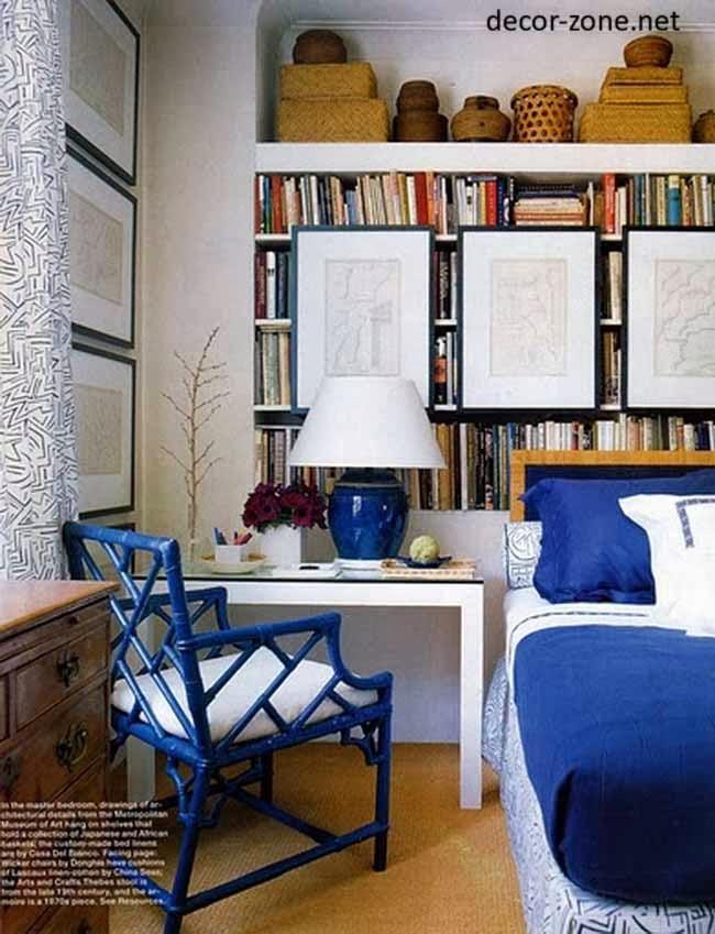 Bedroom shelving ideas 20 bedroom shelves designs for Interior designs blog