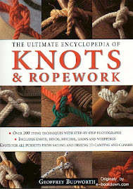 Knots & Ropework written by Geoffrey Budworth