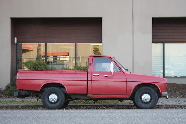 1971 Toyota Hilux Pickup.