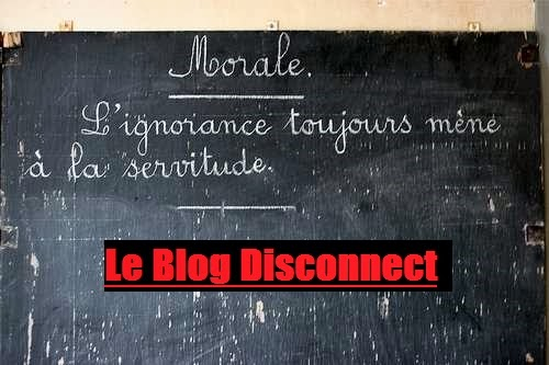 Le Blog Disconnect
