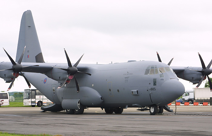 C 130 Military Transport Aircraft ... an order for 32 mo...