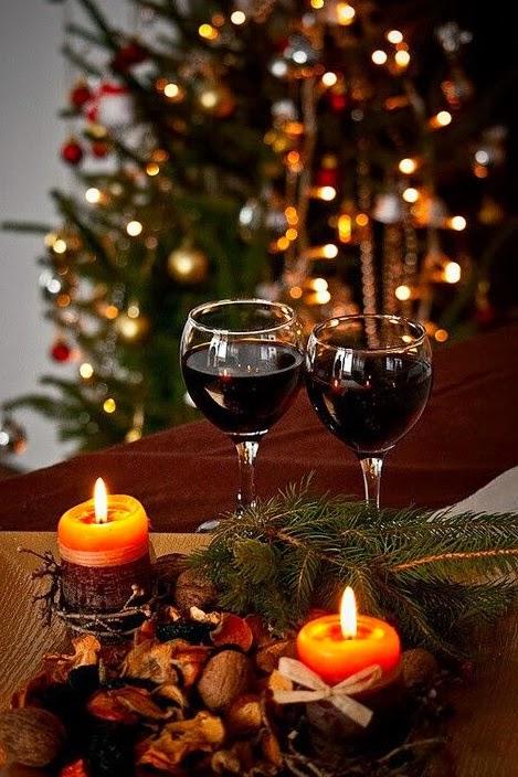 Christmas beautiful atmoshere / Nádherná vianočná pohoda
