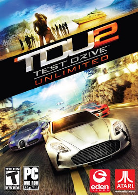 Test Drive Unlimited 2 - SKIDROW - Mediafire