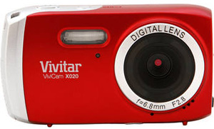Vivitar ViviCam X020 Digital Camera