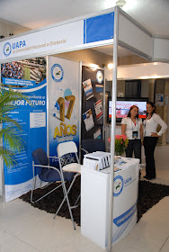EL STAND DE LA UAPA EN VIRTUAL EDUCA