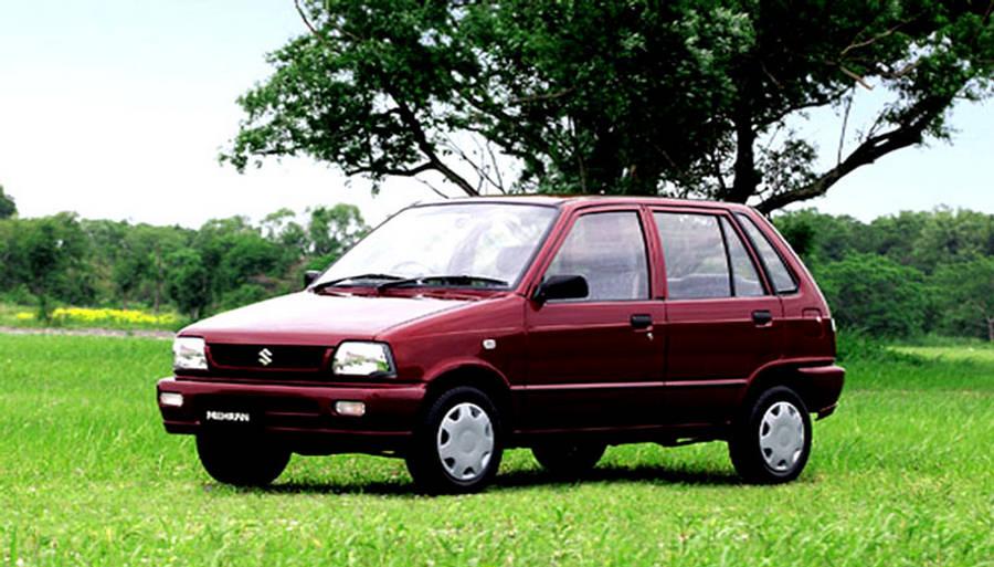 How Much Is Suzuki Mehran