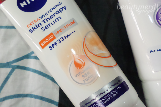 NIVEA Whitening + Brightening Skin Products