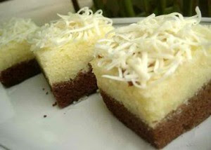 Resep Kue Brownies Keju