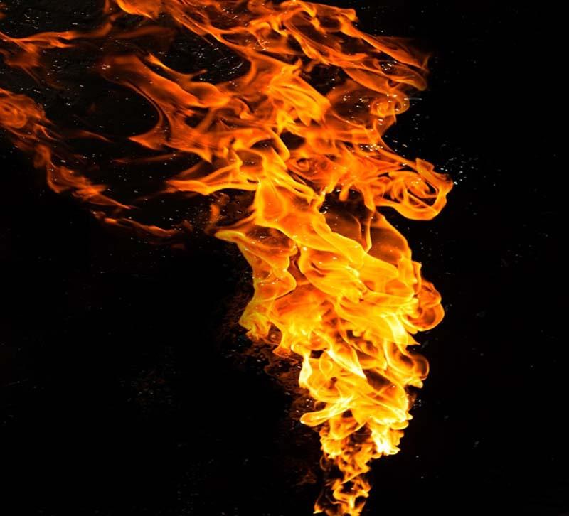 Fenómenos de la naturaleza: Tormentas de fuego