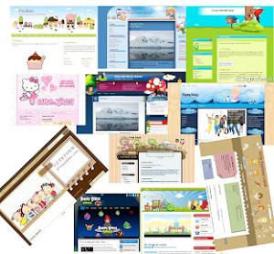 Cara Mudah Mengganti Template di Blogger.com