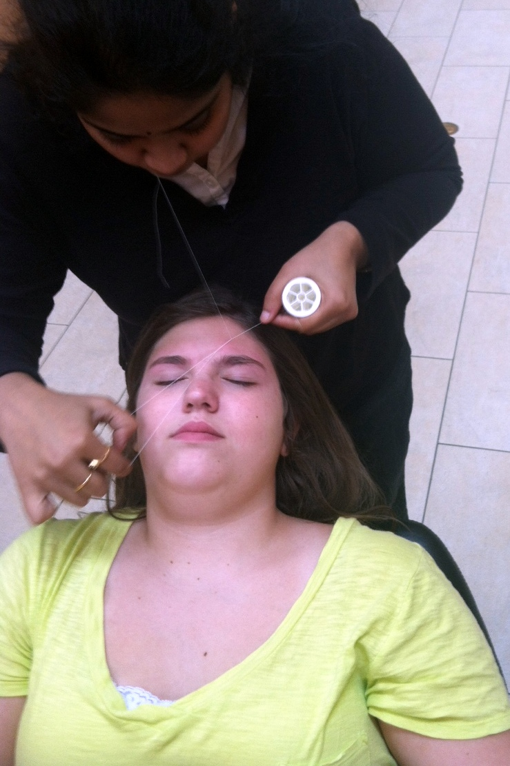 Forget About Normal Eyebrow Threading