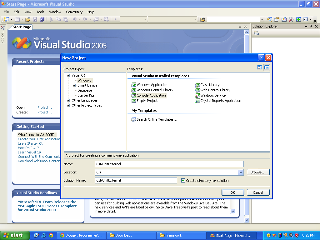 Visual Studio Express  Теперь Visual Studio Community