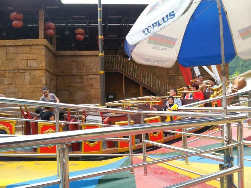 Amusement Theme Park @ Lost World Tambun, cuti-cuti, Hotel Lost World Tambun, tempat menarik di perak, tempat percutian di malaysia, Tiket Murah Lost World Tambun, travel,