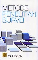 toko buku rahma: buku metode penelitian survei, pengarang morissan, penerbit kencana