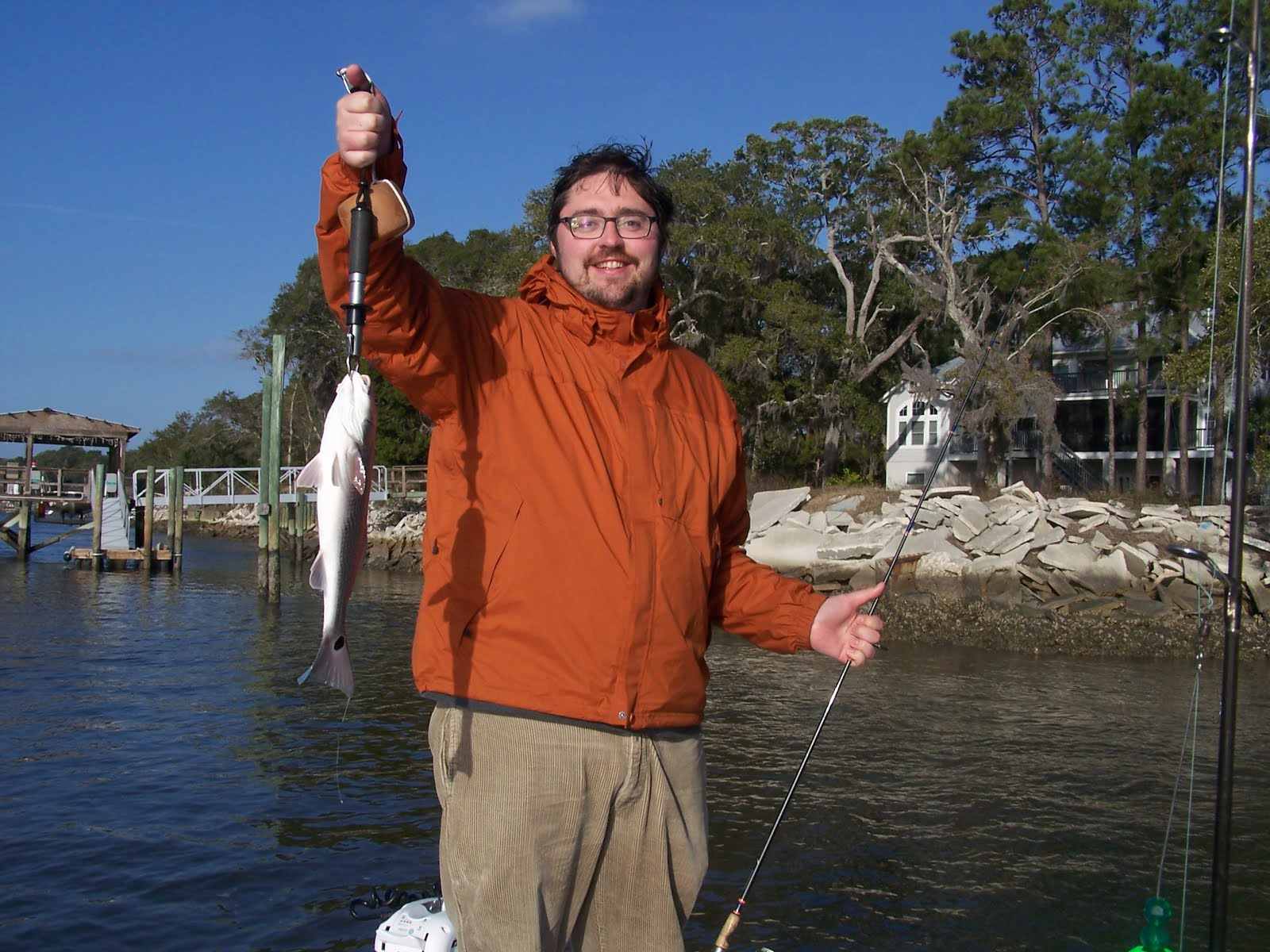 Amelia island fishing reports fishin in the wind for Fishing in the wind