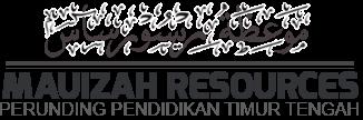 Mauizah Resources | Perunding Pendidikan Timur Tengah