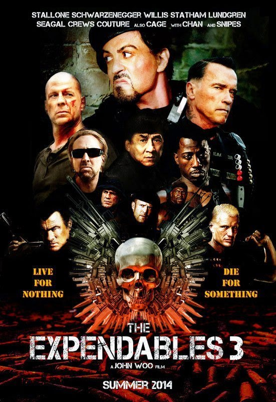 The Expendables 3 (2014) Dvdrip tainies online oipeirates
