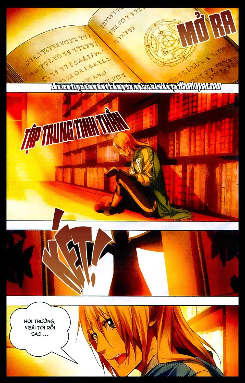 Băng hỏa ma trù trang 14