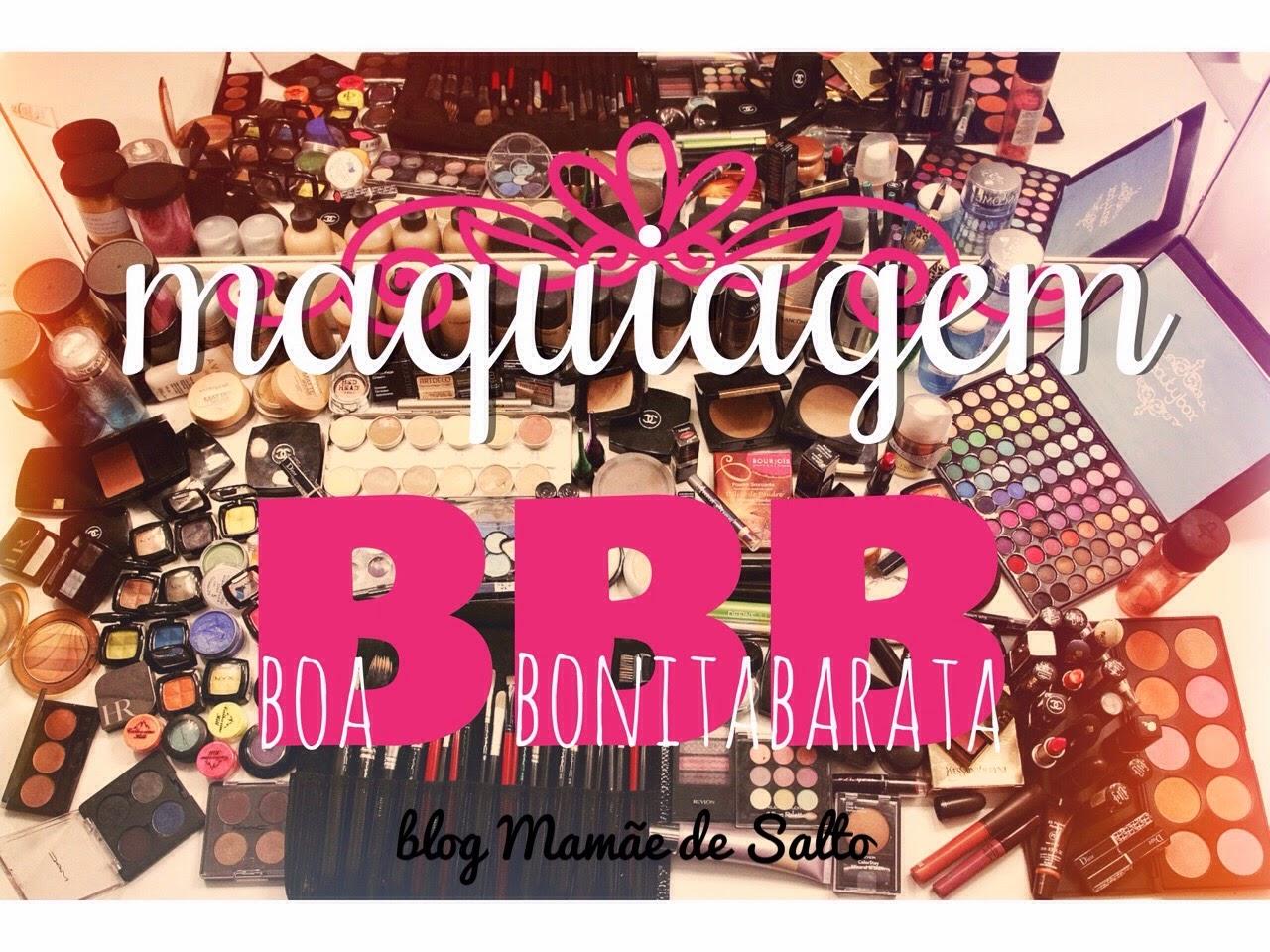 maquiagem BBB blog Mamãe de Salto