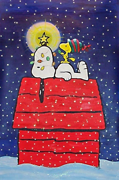 christmas charlie brown and peanuts clip art - Peanuts Christmas