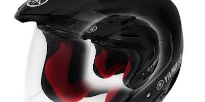 Yamaha Rilis Helm Spesial
