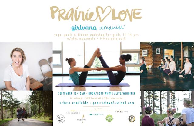 PRAIRIE LOVE FESTIVAL, alex mazzerolle,, girlvana yoga