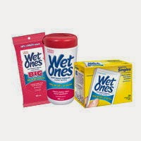 New Coupon: $1/2/ Wet Ones Wipes
