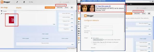 Publicidad no deseada en el navegador causada por una extension