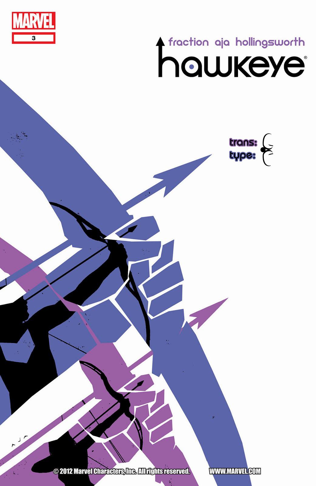 Hawkeye 2012 chap 3 - Trang 2