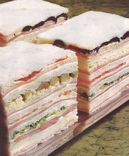 Nuestros nuevos Sandwiches frios