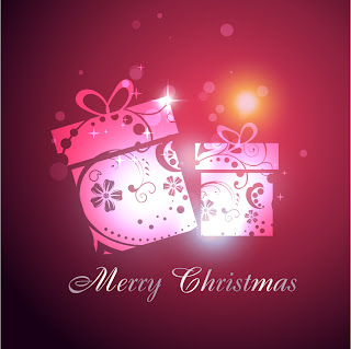美しいクリスマスの背景 4種 beautiful christmas background vector イラスト素材4