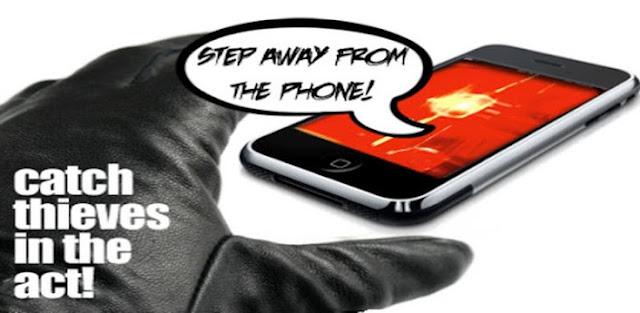 Anti-Theft Alarm Apk Aplikasi Android anti Maling