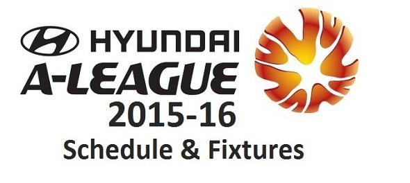 liga australia hyundai a league musim 2015/2016