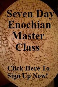 Enochian Master Class