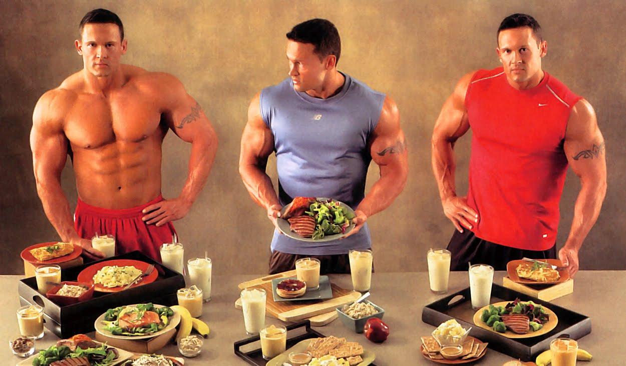 Entrenamiento Real para Deportistas Naturales: Dieta