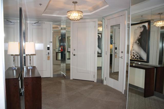 Cosmopolitan Las Vegas Room Interior