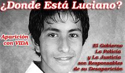 Aparición con Vida de Luciano Arruga