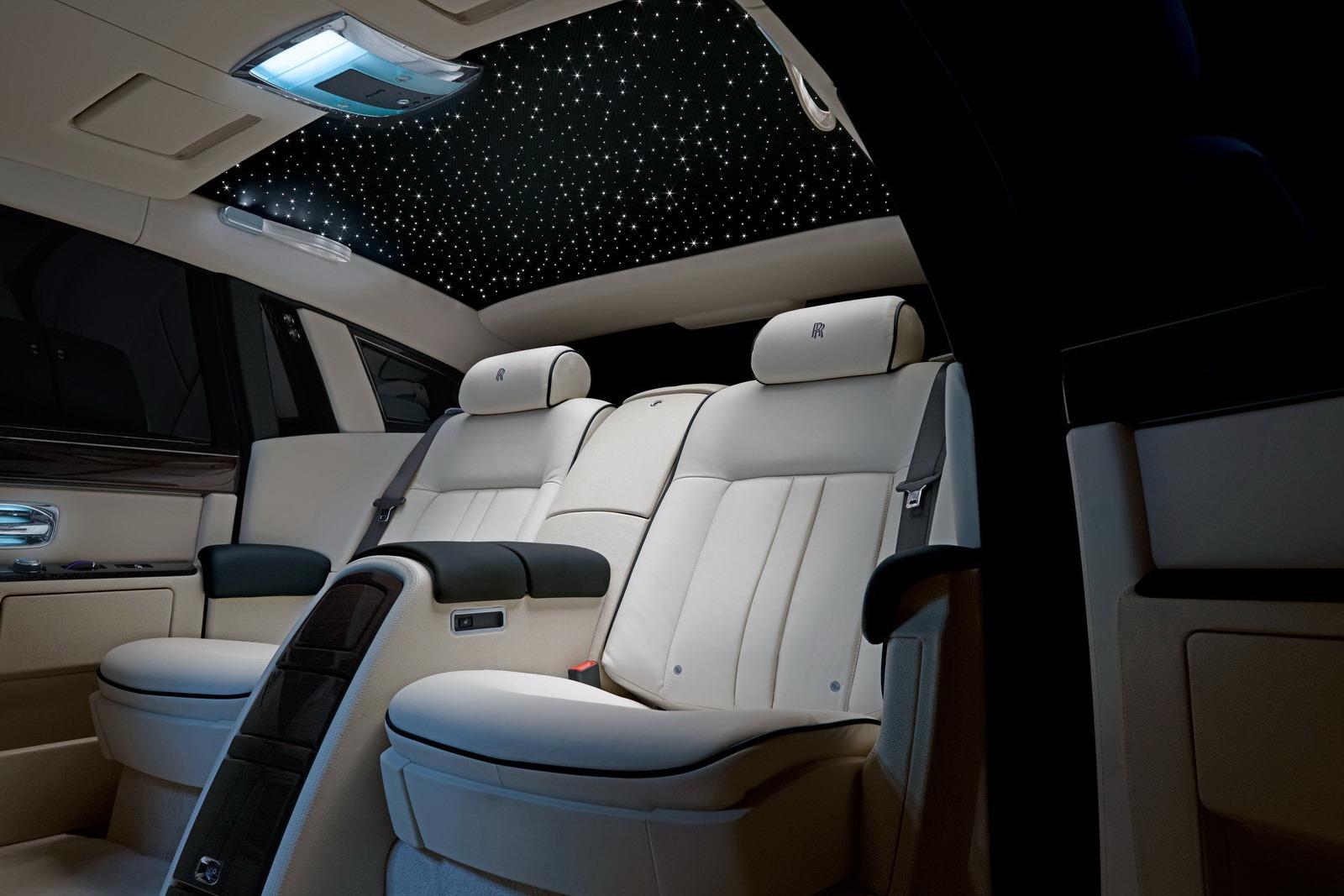 Rolls Royce Phantom Interior Car Models