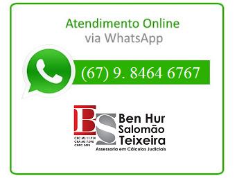 Atendimento Online - Whatsapp