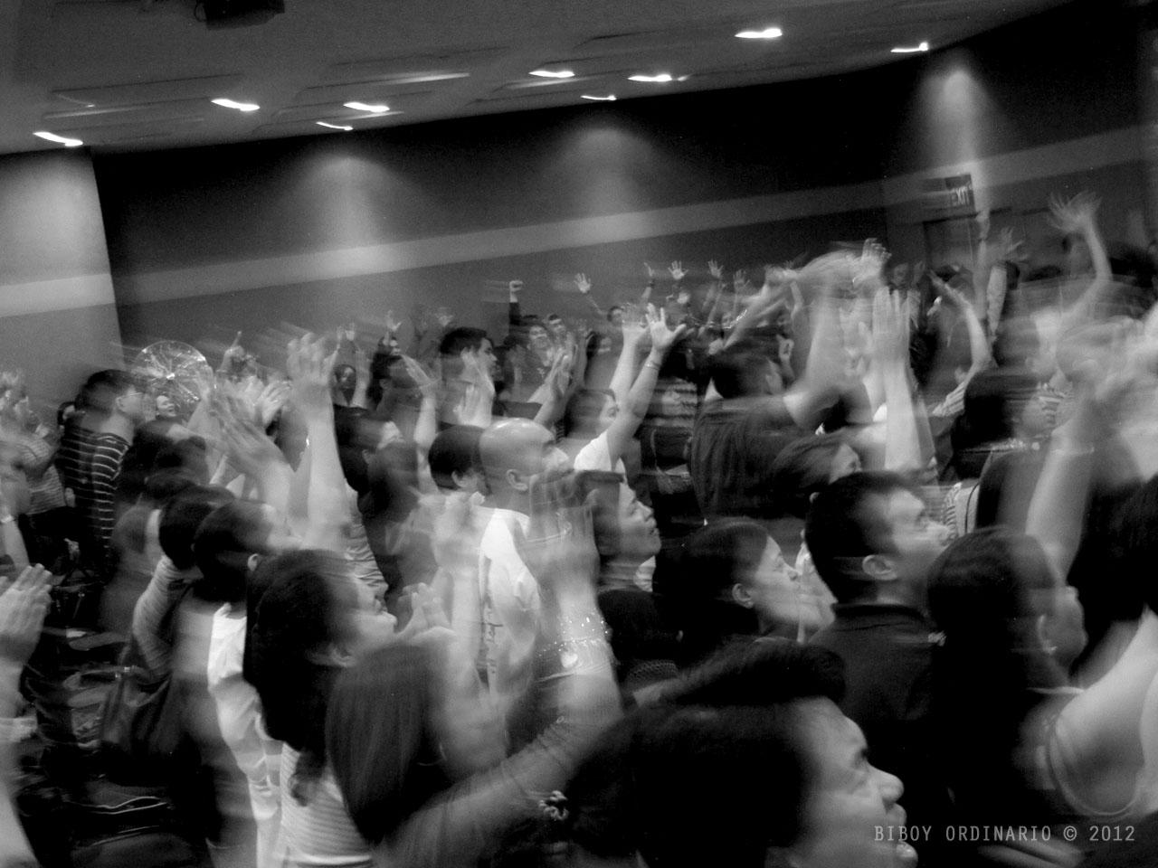 Praise and worship, victory metroeast