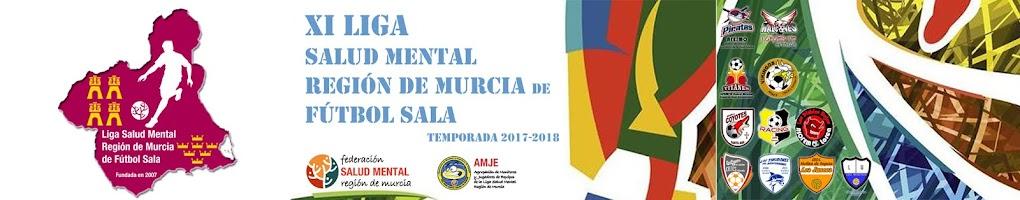 LIGA SALUD MENTAL REGIÓN DE MURCIA DE FÚTBOL SALA